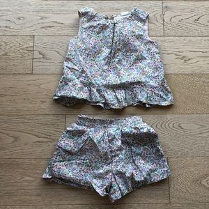 GAP Kids Two-Piece Short Set